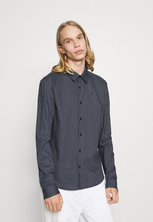 CORE STRIPE SHIRT - Shirt - navy