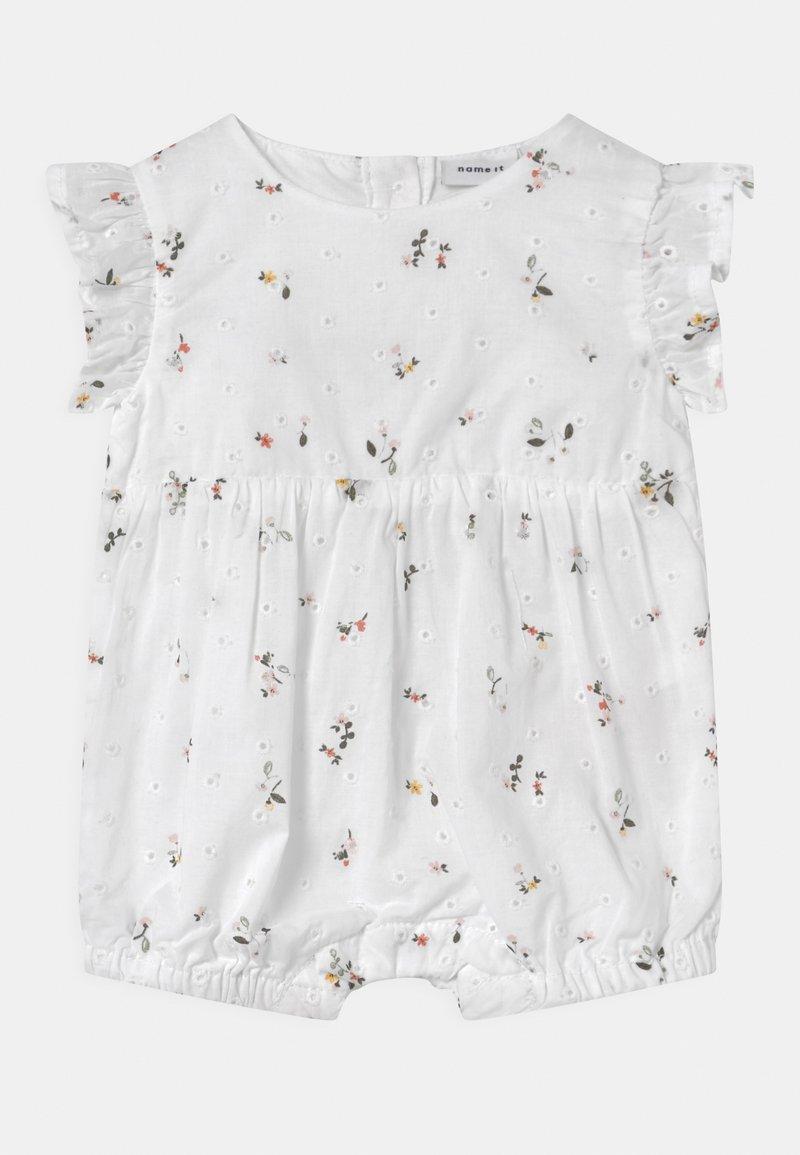 Name it - NBFFORA - Jumpsuit - bright white