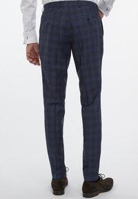 Van Gils - Suit trousers - blue - 2