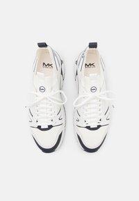 Michael Kors - LUCAS - Trainers - white - 3
