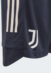 adidas Performance - JUVENTUS TRAINING SHORTS - Sports shorts - blue - 4