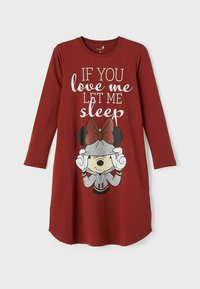 Name it - MINNIE MOUSE - Nightie - spiced apple - 3