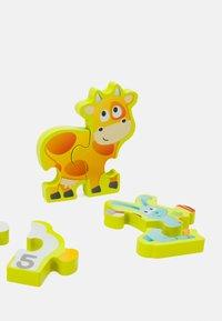 Hape - ZAHLEN & FARMTIERE UNISEX - Toy - multicolor - 2