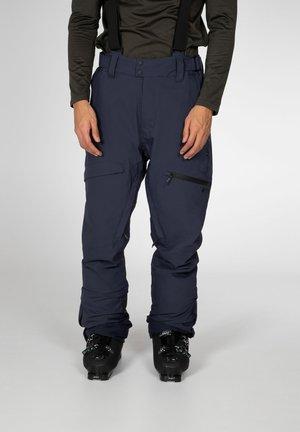 CHRISTIAN  - Snow pants - space blue