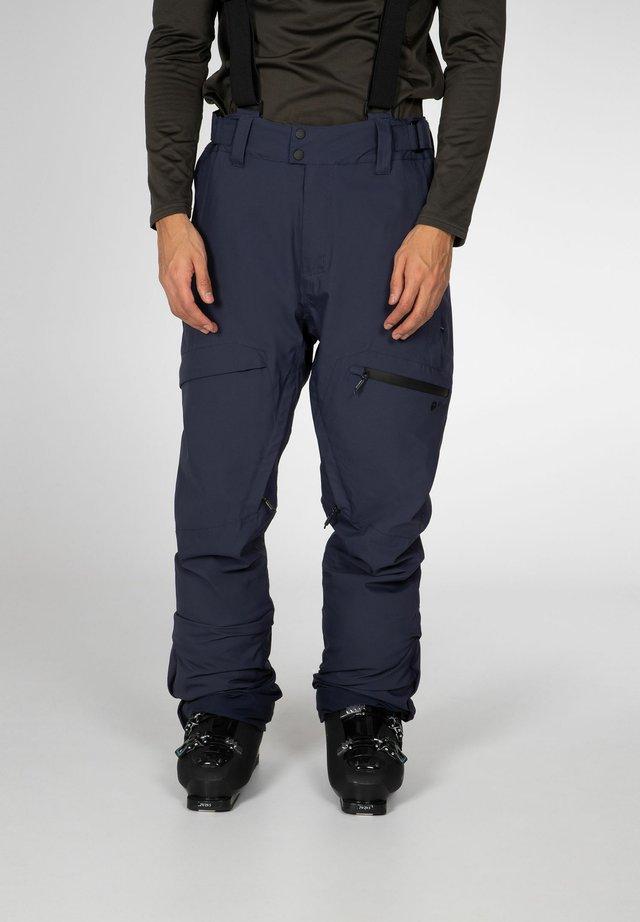 CHRISTIAN  - Zimní kalhoty - space blue