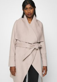Forever New - WILLOW WRAP COATS - Classic coat - mink - 3