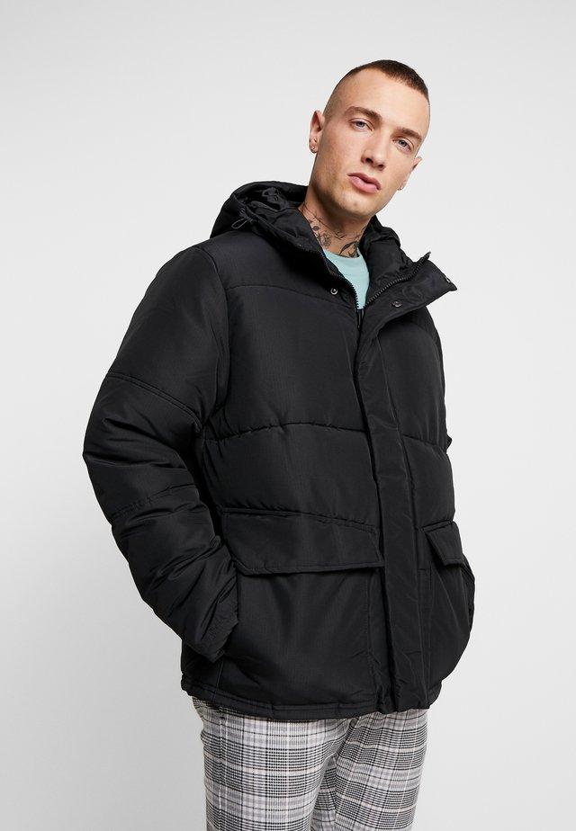 SUGARLOAF PUFFER - Winter jacket - black