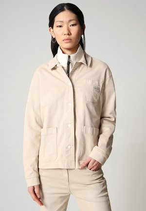 ALIE - Denim jacket - natural beige