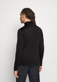 Icepeak - FLINT - Fleece jumper - black - 2