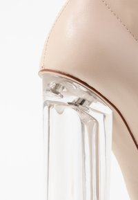 BEBO - HADLEY - High heeled ankle boots - nude - 2
