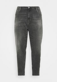 Tommy Jeans Curve - MOM JEAN - Relaxed fit jeans - tova grey com - 4