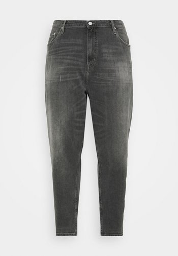 MOM JEAN - Relaxed fit jeans - tova grey com