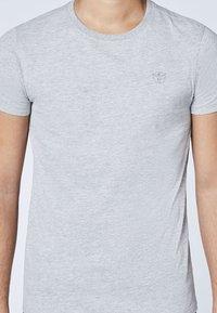 Chiemsee - DOPPELPACK  - Basic T-shirt - grey - 2