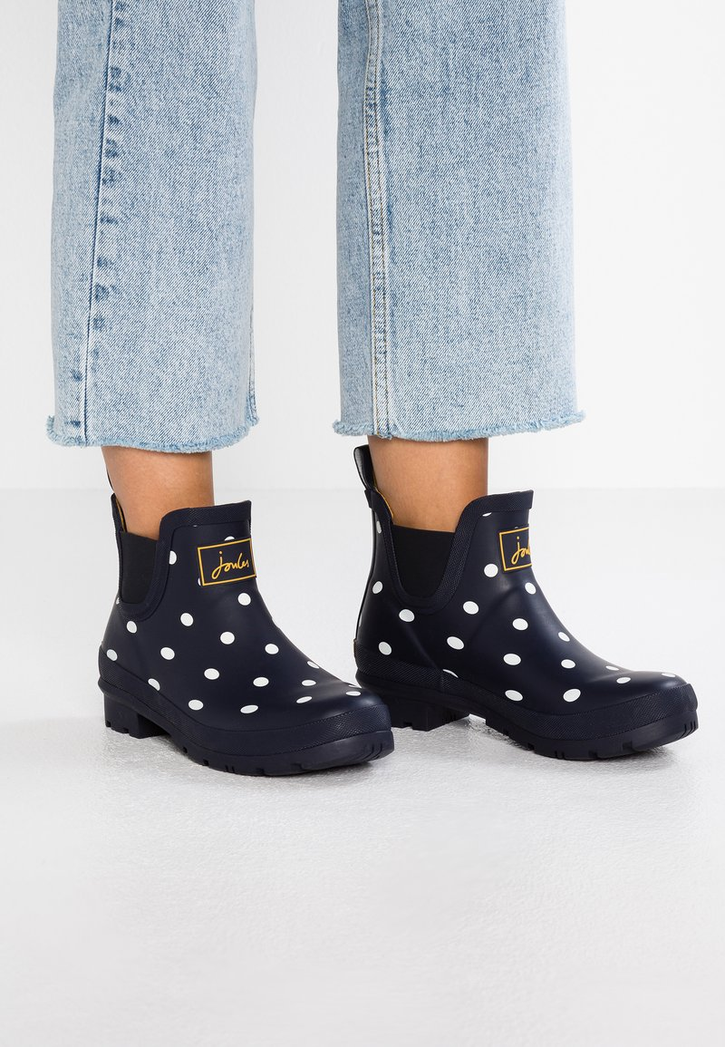 Tom Joule - WELLIBOB - Wellies - fun french navy/multicolor