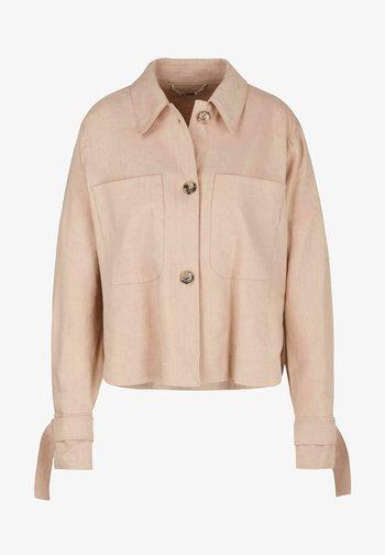 Summer jacket - sand