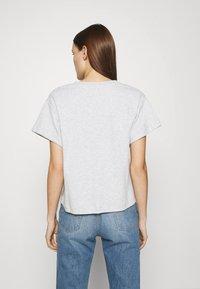 Carin Wester - STORM - Basic T-shirt - grey melange - 2