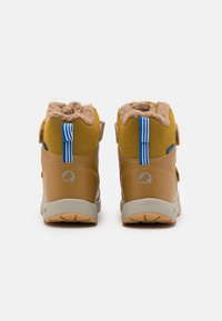 Finkid - LAPPI UNISEX - Zimní obuv - golden yellow/cinnamon - 2