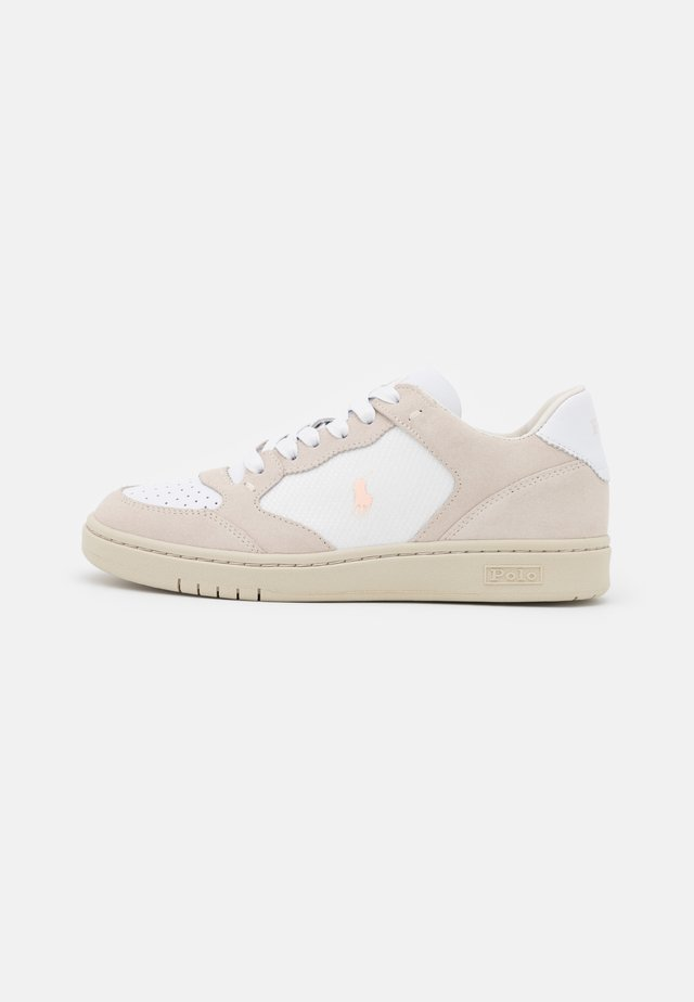 Sneakers laag - white/stucco