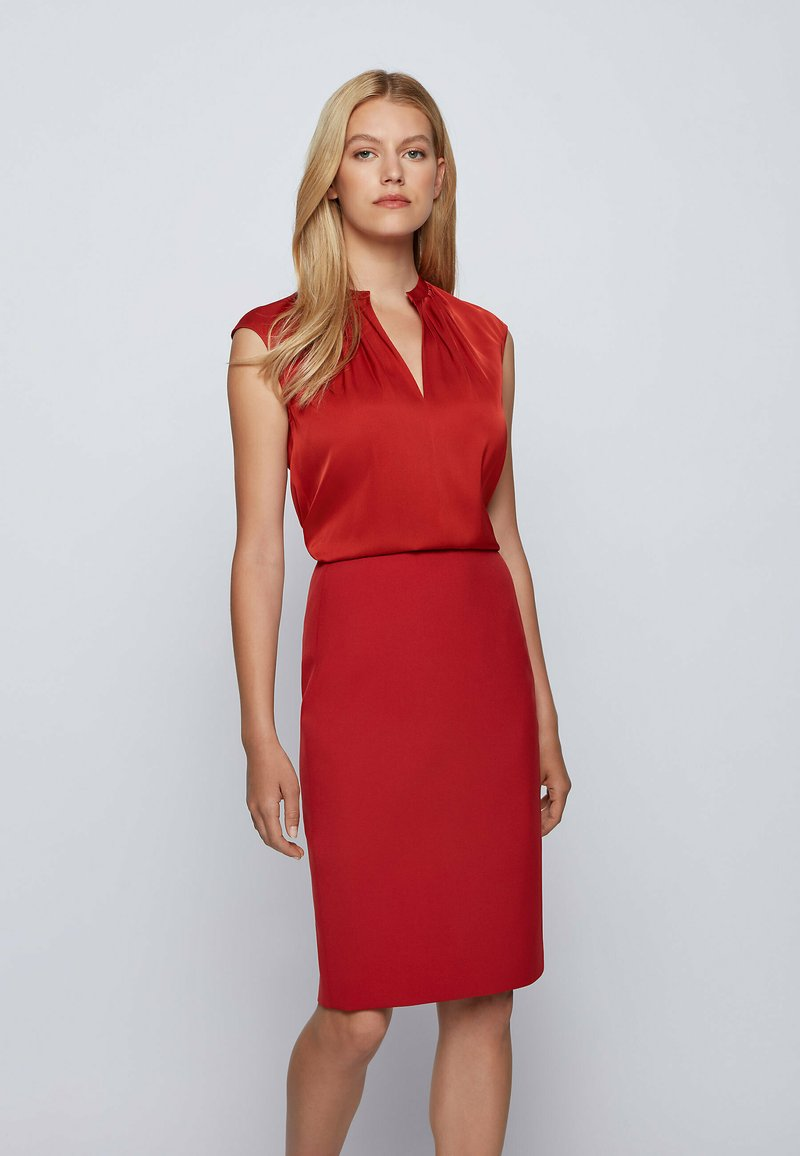 BOSS - Blouse - red
