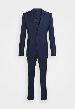 SUIT SLIM FIT - Suit - dark blue