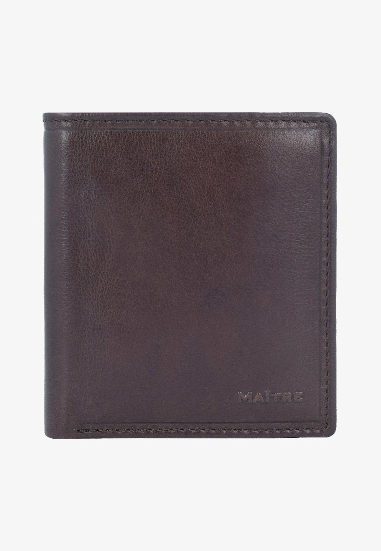 Maître - GRUMBACH HELGE - Wallet - brown
