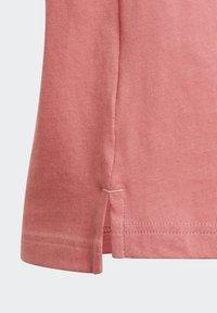 adidas Performance - 3 STRIPES ATHLETICS LOOSE - T-shirt print - pink - 5