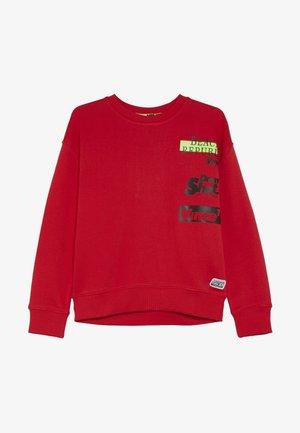 NORMIN - Sweatshirt - classic red