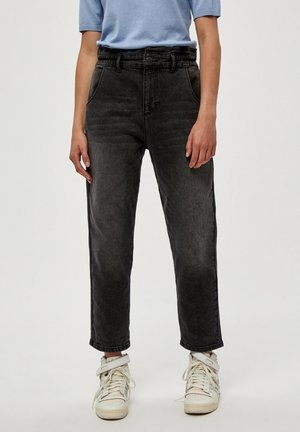 DINA  - Relaxed fit jeans - black denim