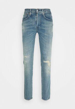 512 SLIM TAPER  - Slim fit jeans - light-blue denim