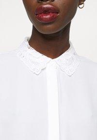 Vero Moda Tall - VMDORTHE - Button-down blouse - snow white - 5