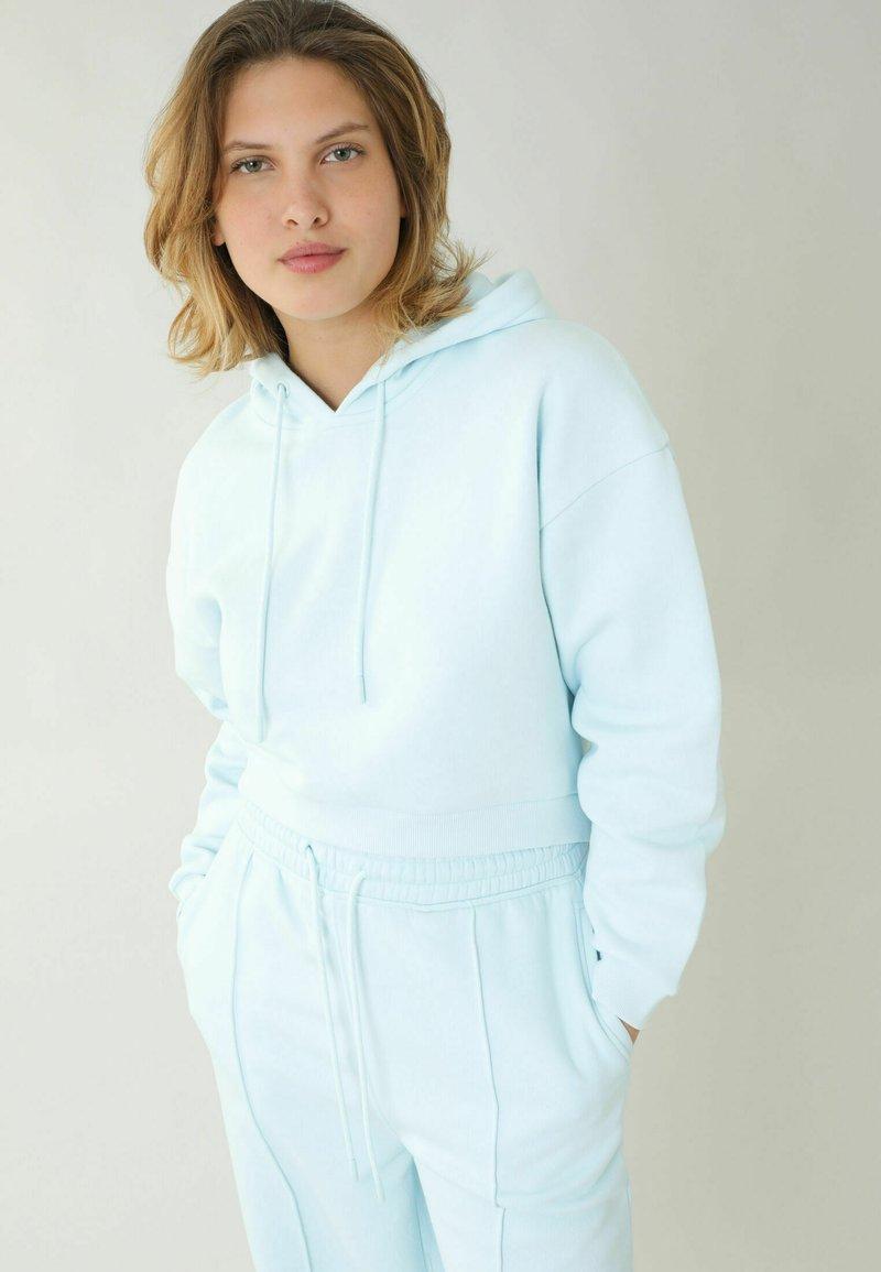 Pimkie - Felpa con cappuccio - blau