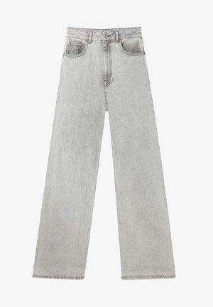 EXTRA WEITEM BEIN - Jeans a sigaretta - grey