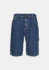 Dickies - GARYVILLE - Denim shorts - classic blue - 0