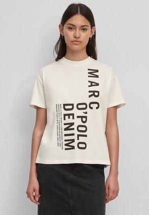 T-shirt basic - scandinavian white