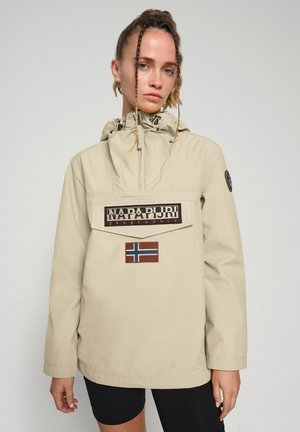 RAINFOREST SUMMER - Windbreaker - natural beige