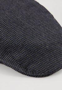 Burton Menswear London - PUPPYTOOTH  - Beanie - navy - 5