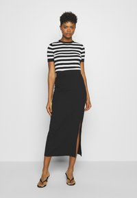 Even&Odd - Pencil skirt - black - 1