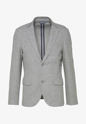 LANGARM - Blazer jacket - grey melan