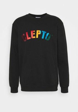 TYPO - Sweatshirt - black