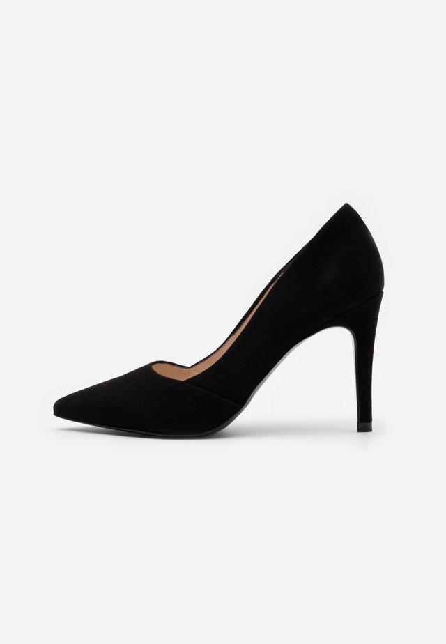 DAGMARI - Zapatos altos - schwarz