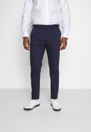 GOLF PANT ATHLETIC - Tygbyxor - french navy