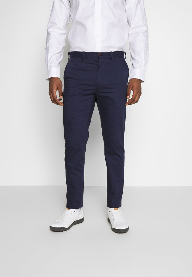 GOLF PANT ATHLETIC - Bukse - french navy