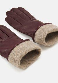 Roeckl - PRAG - Gloves - amarone - 2