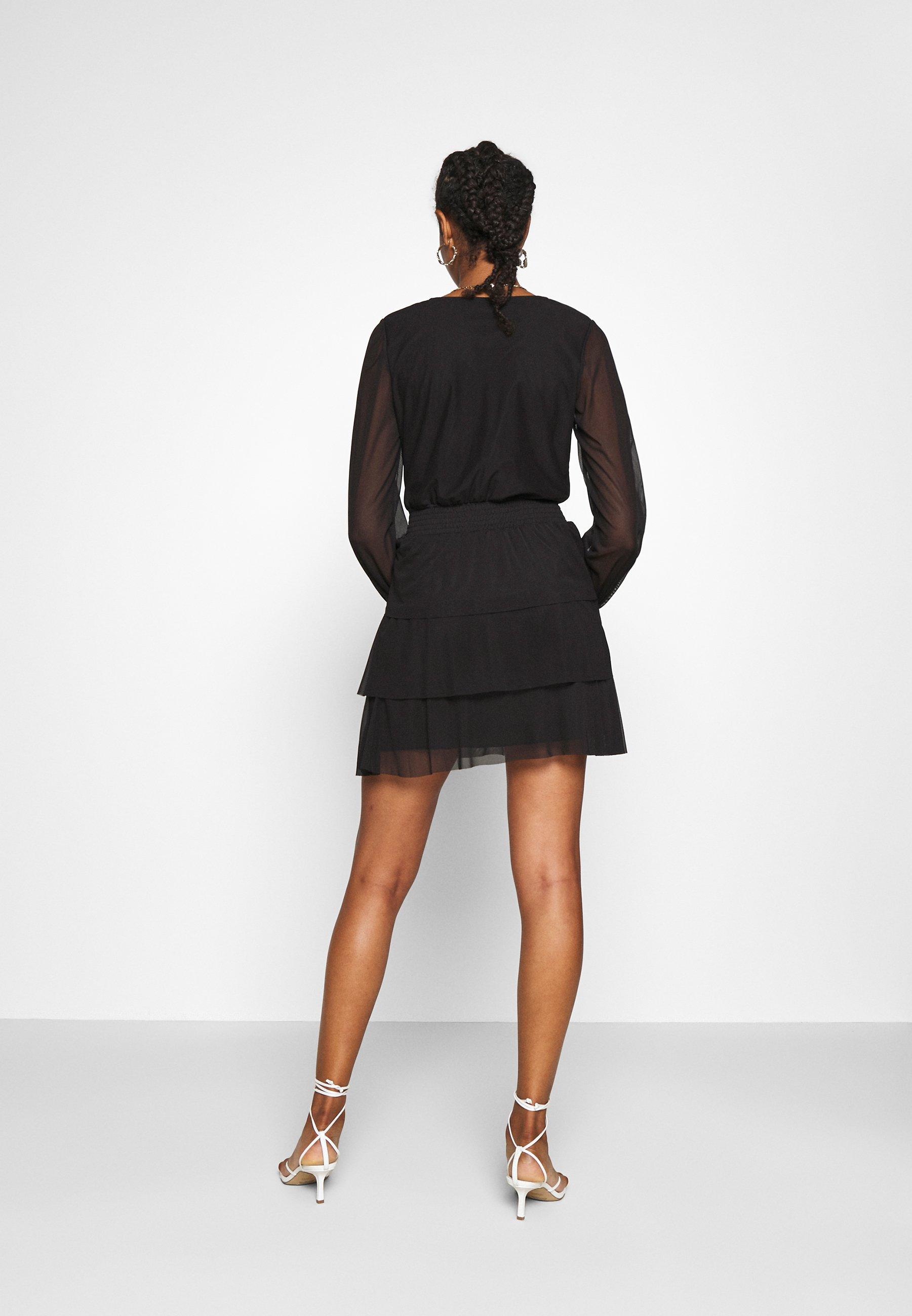 Gina Tricot ALICE DRESS - Robe d'été - black - Robes femme LNeEd