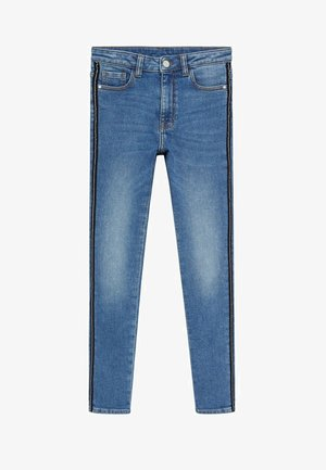 DOLPHIN - Jeans Skinny Fit - mellanblå