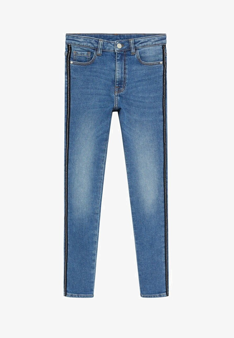 Mango - DOLPHIN - Jeans Skinny Fit - mellanblå
