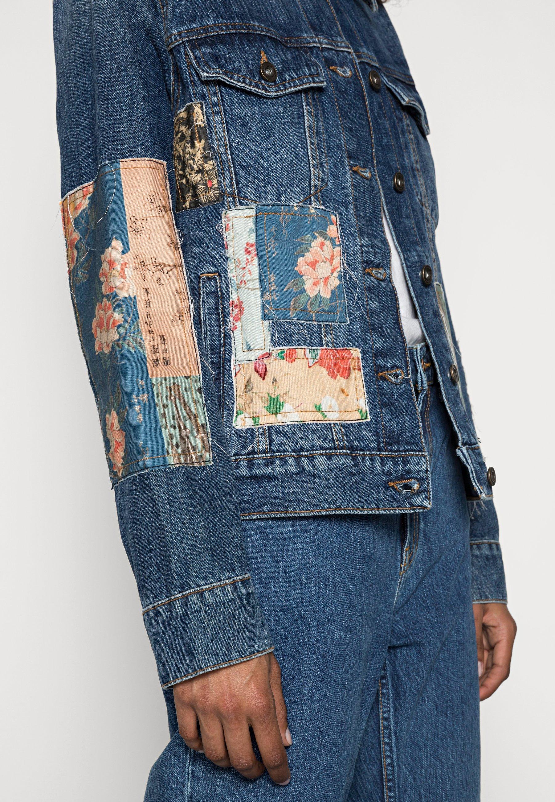 Women CHAQ JAPO - Denim jacket