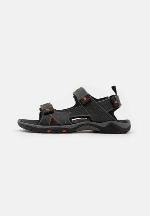 ALMAAK  - Walking sandals - grey