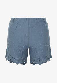 ONLY - ONLSHERY ANGLAIS - Shorts - china blue - 0