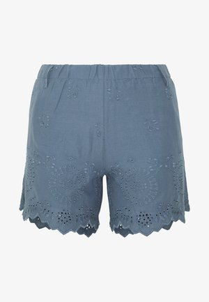 ONLSHERY ANGLAIS - Shorts - china blue